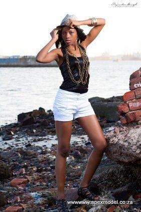 female modeling model kim