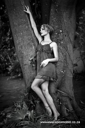 female modeling model elsa