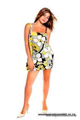 female modeling model cassidy