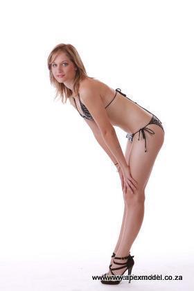 female modeling model tanya