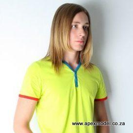 male modelling agencies model jabulani