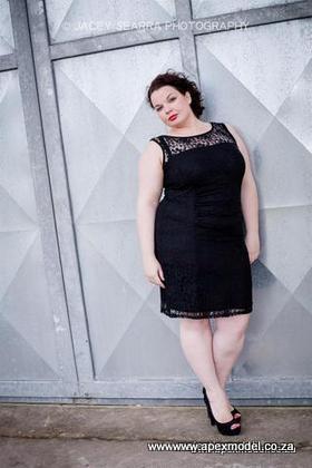 plus size modelling agencies jessie