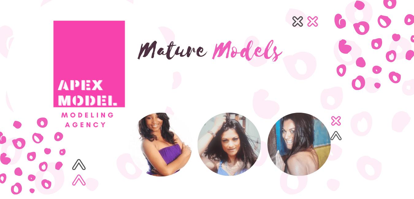 mature modelling agencies | mature models