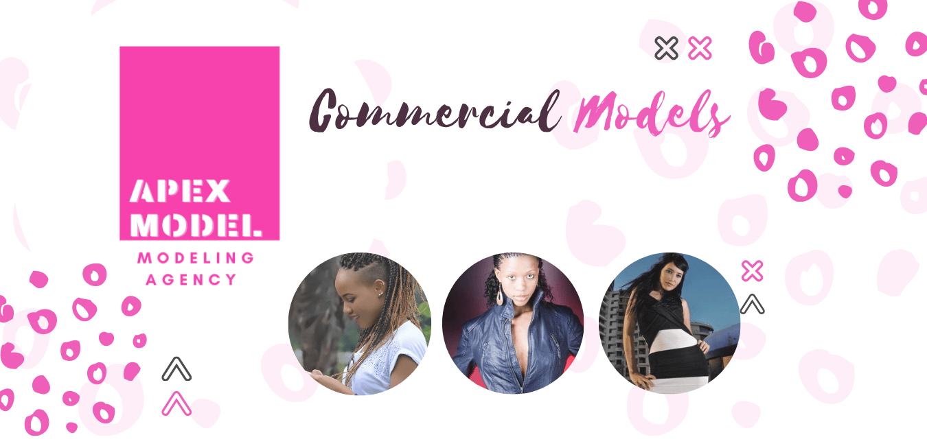commercial modelling agencies